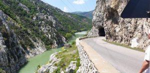 Albánia utazás csodás hegyek